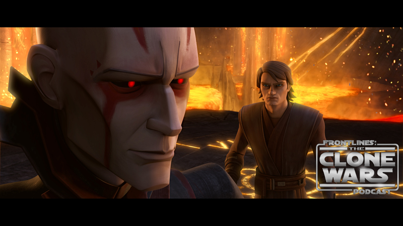 "The Son seduces Anakin with visions of his future in ""Ghosts of Mortis,"" an all-new episode of STAR WARS: THE CLONE WARS premiering at 8:30 p.m. ET/PT Friday, February 11 on Cartoon Network."