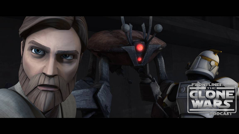 "Obi-Wan ponders his escape from the Citadel in ""Counterattack,"" an all-new episode of STAR WARS: THE CLONE WARS premiering at 8:30 p.m. ET/PT Friday, March 4 on Cartoon Network. TM & © 2011 Lucasfilm Ltd. All rights reserved."
