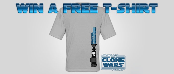 Win a Free Frontlines T-Shirt!