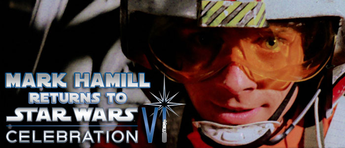 Mark Hamill Returns To Celebration VI!