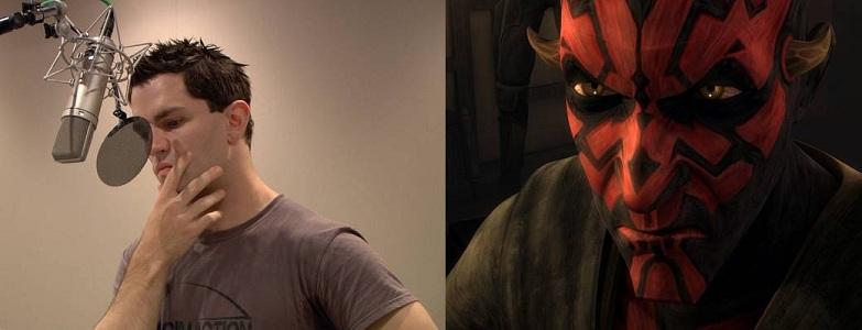 Image result for sam witwer darth maul